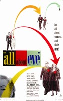 All About Eve Bette Davis Wall Poster