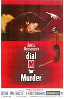 Dial M for Murder Wall Poster