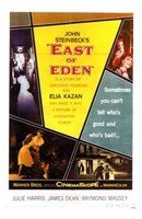 East of Eden Elia Kazan Wall Poster