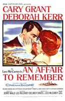 Affair to Remember Framed Print