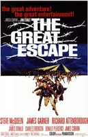The Great Escape Running Framed Print