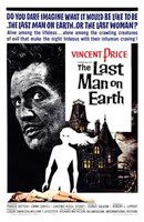 The Last Man on Earth Framed Print
