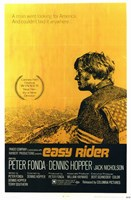Easy Rider A Man Went Looking for America Fine Art Print