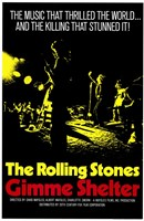 Gimme Shelter Wall Poster