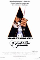 Clockwork Orange Wall Poster