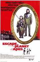 Escape from the Planet of the Apes Wall Poster