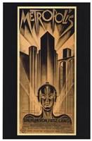 Metropolis Bronze Fine Art Print