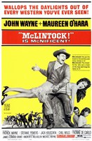 Mclintock Wall Poster
