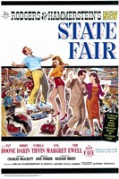 State Fair - Boone Framed Print