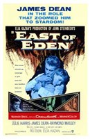 East of Eden James Dean Wall Poster