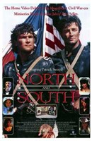 North and South Book 1 Wall Poster