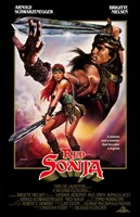 Red Sonja, c.1985 - style A Wall Poster