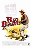 Rio Bravo - cowboy Wall Poster