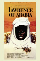 Lawrence of Arabia Wall Poster
