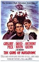 The Guns of Navarone Wall Poster