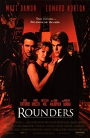 Rounders Wall Poster