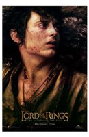 Lord of the Rings: Return of the King Frodo Fine Art Print