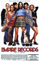 Empire Records Framed Print