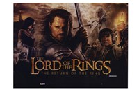 Lord of the Rings: Return of the King Cast Fine Art Print