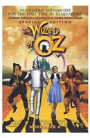 The Wizard of Oz Wall Poster