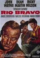Rio Bravo Wall Poster