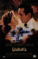 Casablanca - Intimate Wall Poster