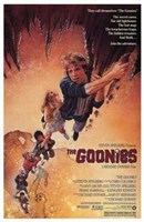 The Goonies - They call themselves Fine Art Print