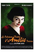 Amelie - French Wall Poster