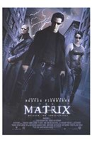 The Matrix - Reeves Wall Poster