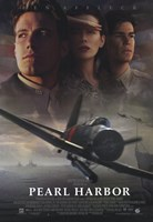Pearl Harbor - Fighter Jet Wall Poster