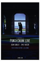 Punch-Drunk Love Framed Print