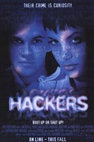 Hackers Framed Print