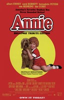 Annie Broadway Tribute Wall Poster