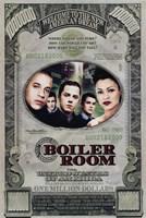 Boiler Room Wall Poster