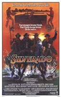 Silverado - get ready for the ride of your life Wall Poster