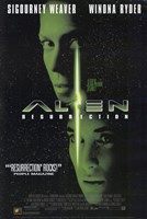 Alien Resurrection Wall Poster