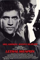 Lethal Weapon Wall Poster