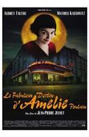 Amelie - Smiling Framed Print