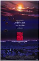Red Dawn Film Wall Poster
