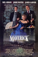 Maverick Wall Poster