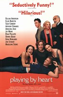 Playing By Heart Wall Poster