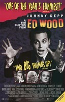 Ed Wood Wall Poster