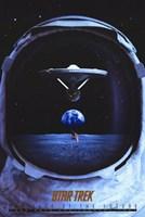 Star Trek TV Series 25Th Anniversary Wall Poster