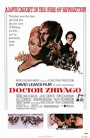 Doctor Zhivago Wall Poster