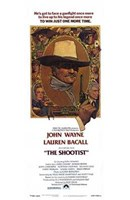 The Shootist Wall Poster