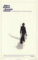 Jeremiah Johnson - Robert Redford Wall Poster