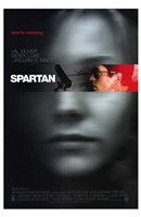 Spartan Wall Poster