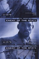Enemy of the State Wall Poster
