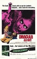 Dracula A.D. 1972 - Crescendo Fine Art Print