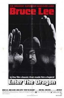 Enter the Dragon Legend Wall Poster